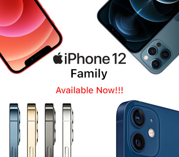 iPhone 12 and iPhone 12 Pro  Available now at iStore, Accra Mall and iStore Kumasi City Mall, Ghana, request a Quote right now