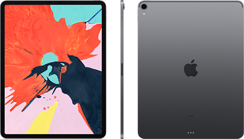 iPad Pro 10.5-inch Space Grey