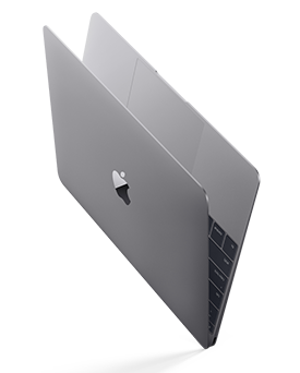 MacBook Space Grey
